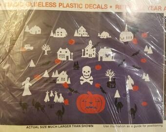 Stik-ees 1993 MP2- Halloween Village decals