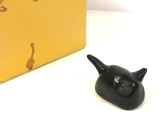 Black Cat Sculpture #8