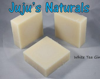 White Tea Ginger - Handmade Soap
