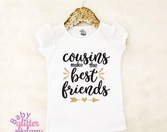 Cousins Make the Best Friends, Cousins Shirts, Cousin Shirts, Matching Cousin Shirts, Family Reunion Shirts, Family Reunion