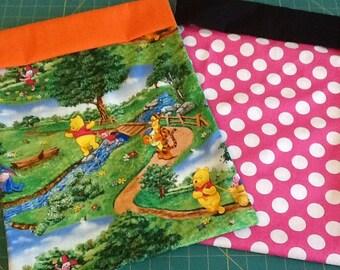 Custom Fold Over Toddler Pillowcase