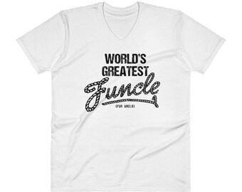 World's Greatest Funcle Shirt, The Fun Uncle T-shirt