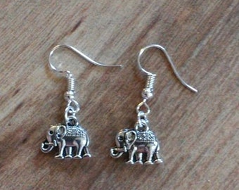 Home made earrings