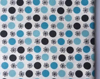 Denyse Schmidt Flea Market Fancy     Blue Dots
