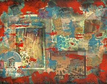 Bon Voyage Fine Art Print