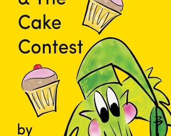 Book - JoJo Gnome and the Cake Contest