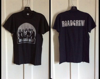 Vintage 1970s the Other Band Rock Band Road Crew T-shirt size Medium looks Small