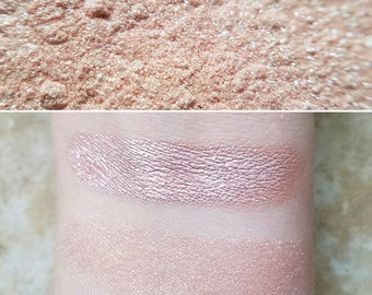 Merida - Coral, Mineral Eyeshadow, Mineral Makeup, Vegan