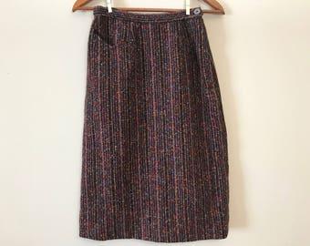 50s pencil skirt XS