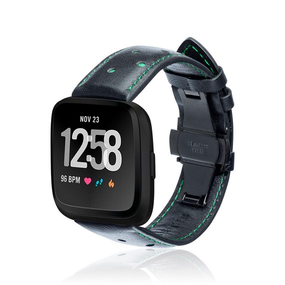 Watch Band for Fitbit Versa Spot by fitjewels - more colors - stainless steel