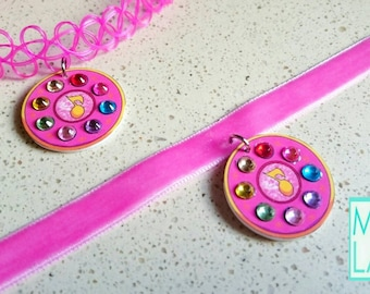 DoReMi Choker Necklace