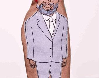 Harjit Sajjan Finger Puppet