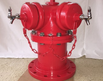City of Chicago Fire Hydrant Beer tap dispenser