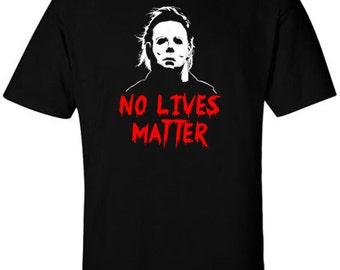 Horror Movie Shirt - Michael Myers Halloween