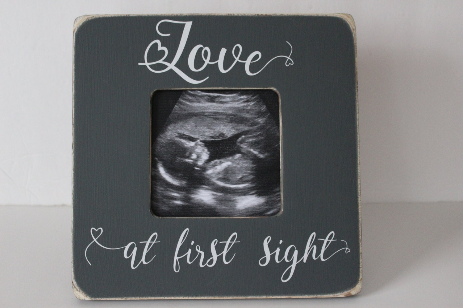 Love at first sight frame ultrasound picture frame gender zoom jeuxipadfo Images