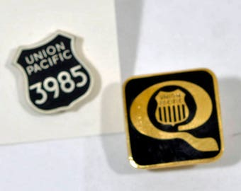 Union Pacific Railroad Lapel or Hat Pins