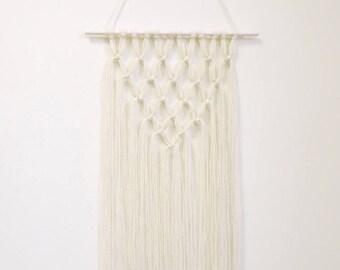 Macrame wall hanging wall weaving tapestry, wall macrame, macrame hanging, macrame wall hanging large wall hanging