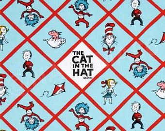 Robert Kaufmann Celebrate Seuss The Cat in the Hat Friends  ADE 11942 203