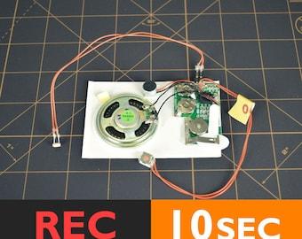 Light Activated Sound Module   Voice Chip, Light Sensor Chip, Light Activated Chip   10 Seconds