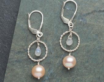 Circle Dance Earrings