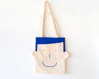 Canvas tote bag, Canvas bag, Fun tote bag, Teacher appreciation, Tote bag for gift, Tote bag for him, Shopping bag, Reusable shopper bag