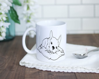 Frenchie Mug, French Bulldog Coffee Mug, Frenchie Gifts, Frenchie Dogs, Gift for Her, Dog Lovers Gift, Dog Gift, Frenchie , Frenchie mug