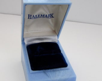 Vintage Ring Box Hallmark Ring Corp. Star of Glory Made in USA