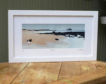 Tyninghame Beach print