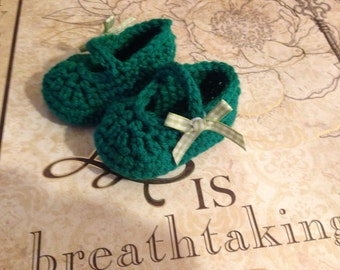 Soft cotton Mary Jane baby shoes