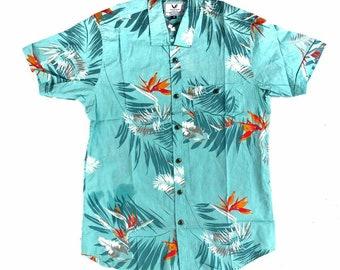 Men Hawaiian Shirt
