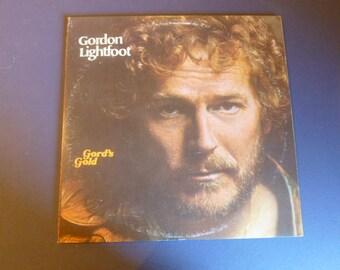 On Sale! Gordon Lightfoot Gord's Gold Vinyl Record LP 2RS 2237 (2 record set) Warner Bros. Records 1975