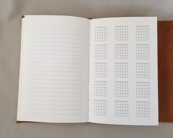 Songwriters Field Journal, Cord Edition - Made to Order