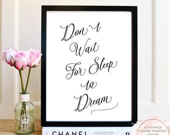 Printable wall art, Printable Quote, Wall Art Prints, Inspirational Art, Motivational Art, Printable Art, Home decor, Printable Gift, Poster