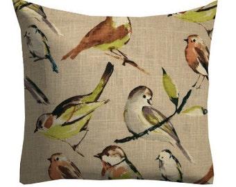 pillow, pillow covers, bird pillows, farmhouse pillows, pillow cover set, throw pillow, pillow cover 18x18, neutral pillow, large lumbar