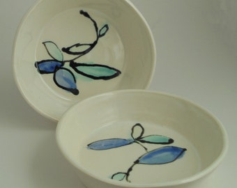 Two Bowl Set