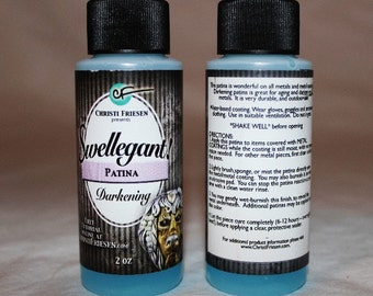 Darkening Patina 2 oz Bottle Swellegant