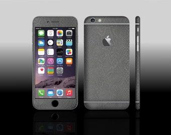 iPhone 6 Plus Black Viper Phone Skin Hyde Sticker