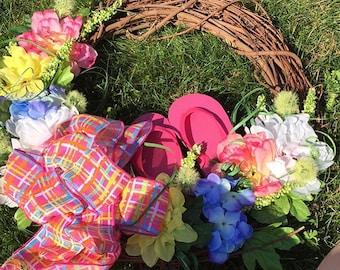 Custom Summer Wreath!