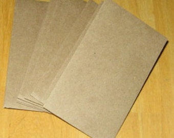 "25 Brown Bag Coin Envelopes  Brown Kraft Paper Mini Envelope 2-1/4"" x 3-3/4"""