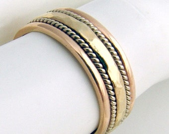 SaLe! sALe! Wedding Band Ring 14K Gold