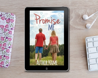 Premade eBook Cover -  Promise Me