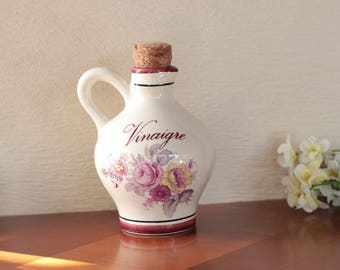 ceramic vinegar vintage ceramics
