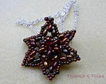 TUTORIAL Christmas Star - Twinkle & Twins