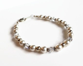 Bridal Collection - Diamonds and Pearls