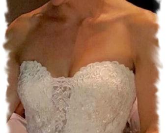 Wedding Dress Sash, 21 inch Bridal Sash, Rhinestone Crystal Bridal Belt, Vintage Style Bridal Sash, Rhinestone Encrusted Belt, No. 1171S7