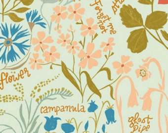 Dear Stella - Camp Wander Collection - Wild Flowers in Multi