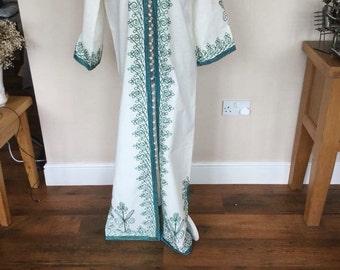 1970 Kaftan Dress/Coat