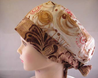 Women's Pixie Scrub Hat Latte
