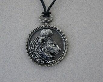 Sekhmet Egyptian Goddess Necklace. Ancient Egypt. Egyptology. Amulets, pendants & Cameos.