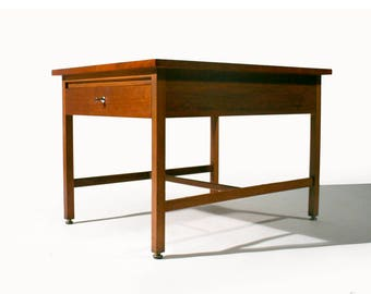 Mid Century Modern Paul McCobb Lane Delineator Table Nightstand